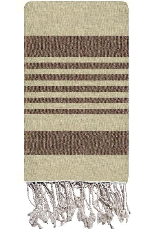 fouta faite main foutas artisanales en lin tiss es l 39 ancienne fouta sable. Black Bedroom Furniture Sets. Home Design Ideas
