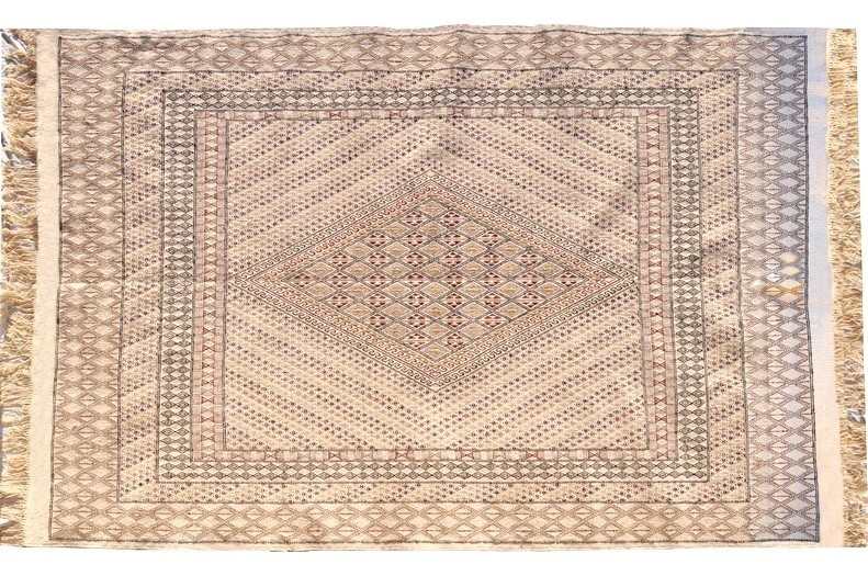 Grands tapis tapis kilims et mergoums de tunisie et maroc 200 x 300 cm - Grand tapis de salon ...