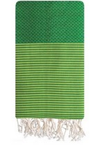 Fouta menthe anis