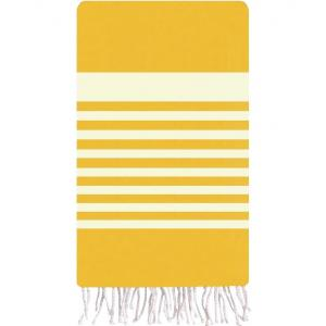 Fouta géante or